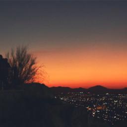 sunset lifestyle travel mexico desert freetoedit