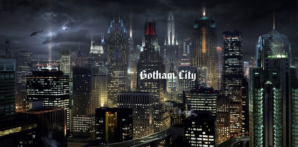 Gotham City Wallpaper Image By Luke Baez