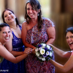 photography emotions people bridalbouquet