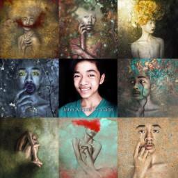 interesting art editstepbystep darkart artist