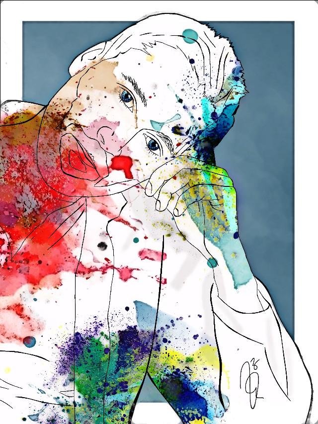 #drawing #art #reedit    #ryaneggold