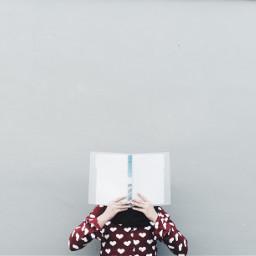 minimalist book picsart freetoedit
