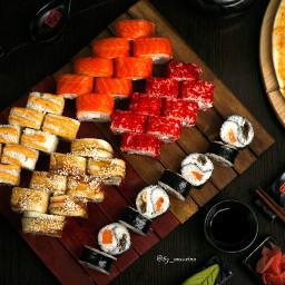 sushi sushitime advertisement