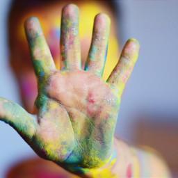 hands freetoedit creative