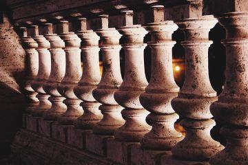 aliveatnight bridge columns architecture design freetoedit