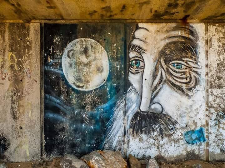 #face  #moon  #drawing  #wapdark  #fineart  #art  #FreeToEdit