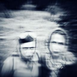 blackandwhite photography conseptual outdoors fear
