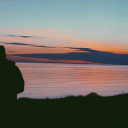 beach lakemichigan photography sunset