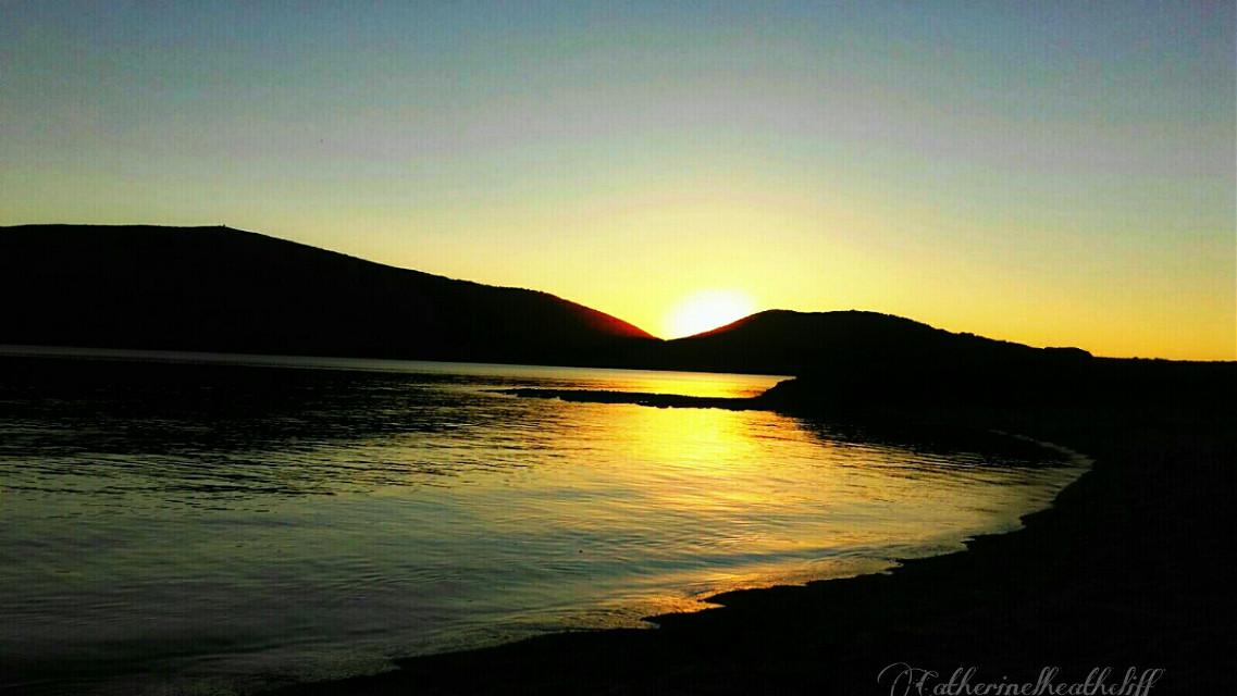 #sunset #dawn #nature #landscape #sea #beach #water #sky #photography #travel #summer #sardinia #sardegna #alghero  Good night 👧🐑