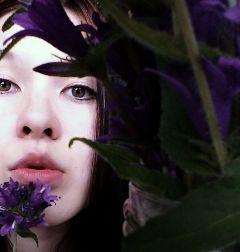 flowers vsco