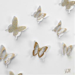 freetoedit butterfly paper_art paper