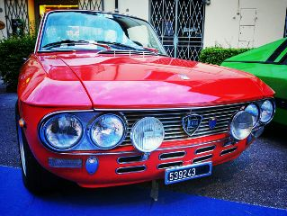vintage cars madeinitaly lancia