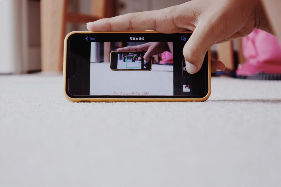 お久しぶり 。 #iphone #noedit