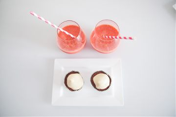 freetoedit cocktail cake dessert fruit