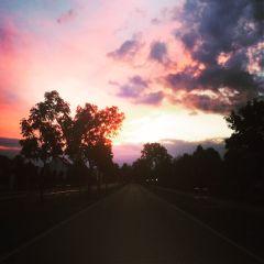 sunset street village