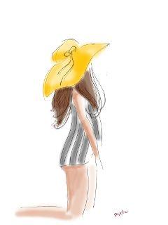 freetoedit drawing beach balloon baby