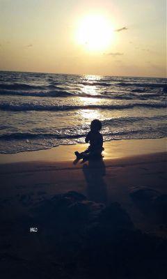 beach interesting california summer child