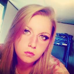 blonde blueeyes makeup eyeliner smokeyeyes