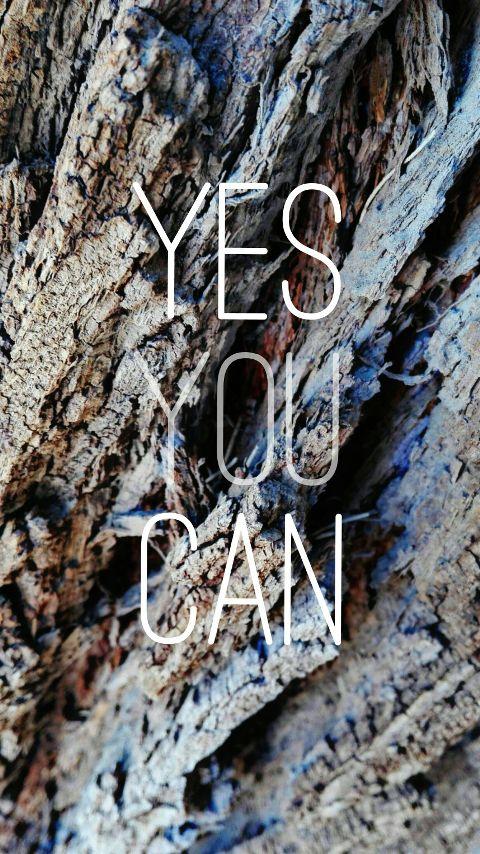#yesyoucan
