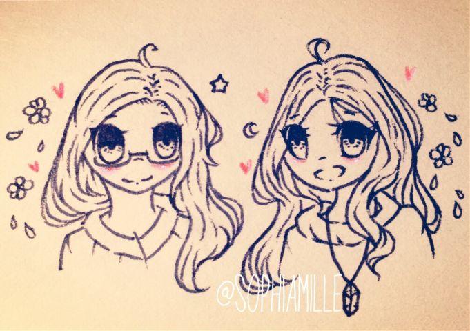 #drawing,#doodle,#cartoon,#cute